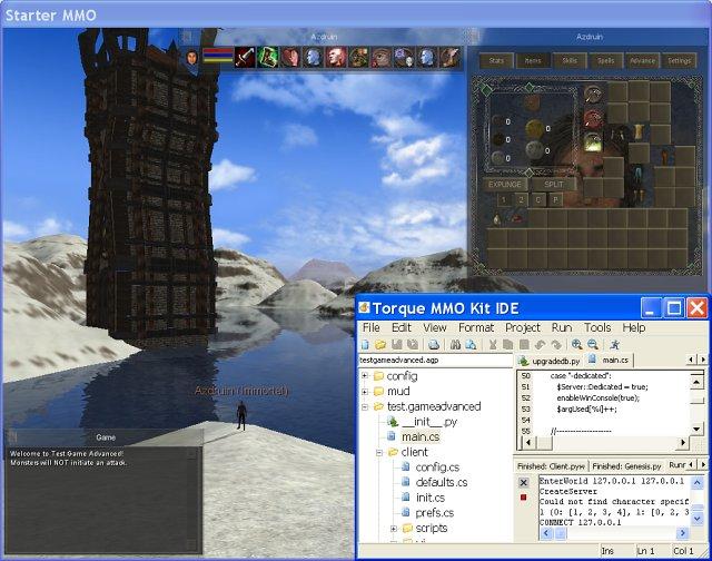 Torque Game Engine 3d Between Torque Game Engine